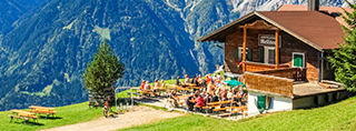 Holiday homes mountains Austria